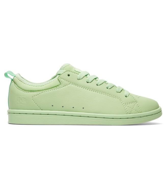 0 Magnolia - Shoes Green ADJS100102 DC Shoes