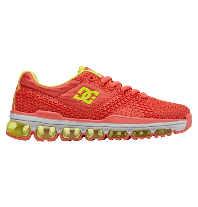 0 Women's PSI Shoes  Flex Shoes Orange ADJS200001 DC Shoes