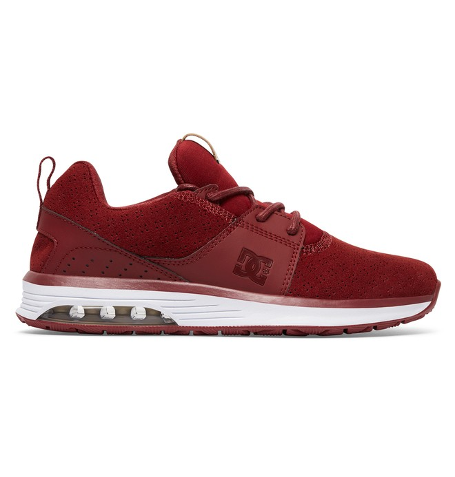 0 Heathrow IA SE - Chaussures Rouge ADJS200004 DC Shoes