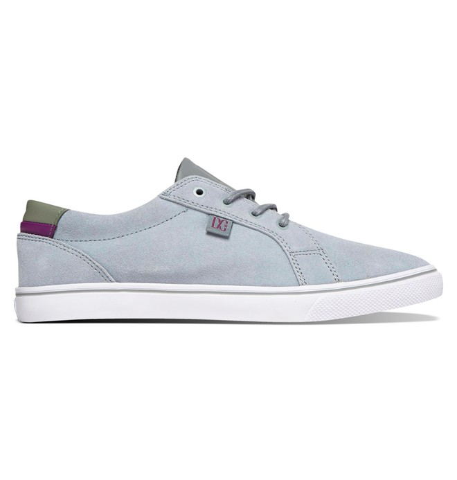 0 Women's Council W Shoes Grey ADJS300009 DC Shoes
