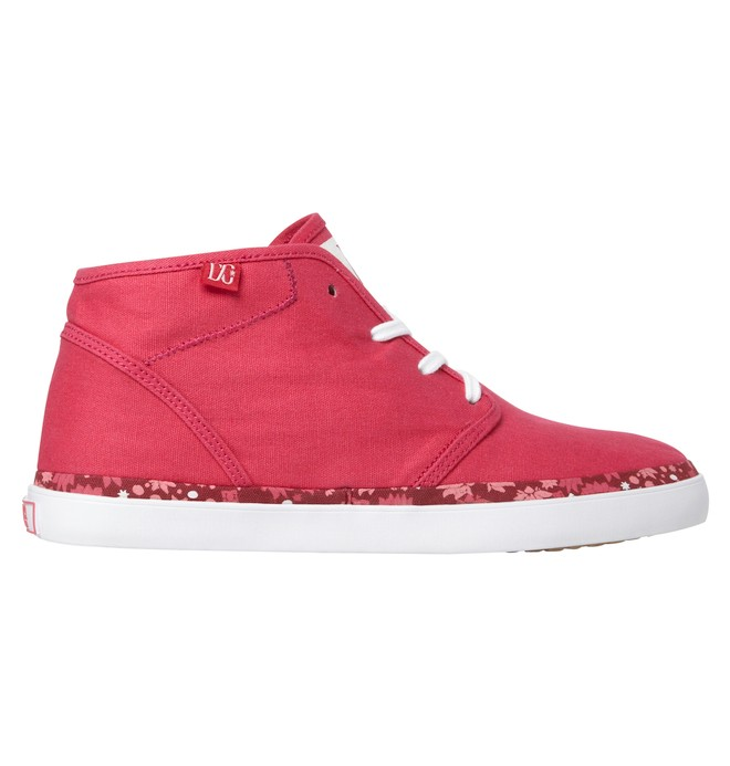 0 Women's Studio Mid LTZ Shoes Pink ADJS300010 DC Shoes