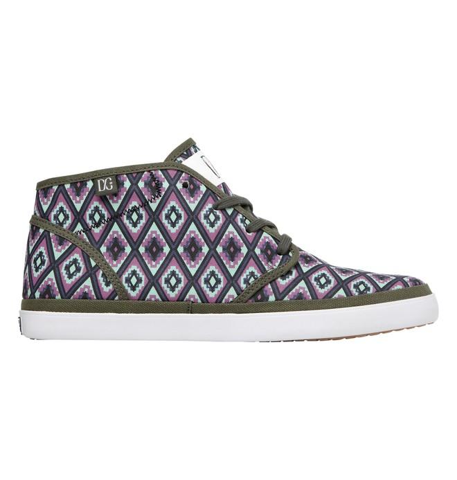 0 Women's Studio Mid LTZ SE Shoes Multicolor ADJS300021 DC Shoes