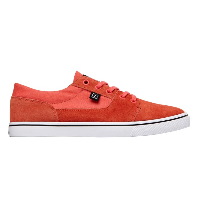 0 Bristol Red ADJS300022 DC Shoes