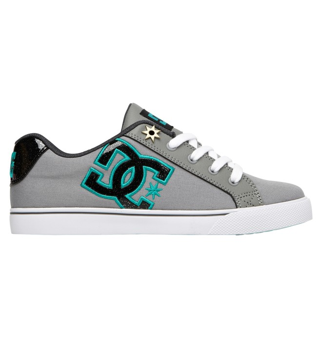 0 AUBREY TX Blue ADJS300024 DC Shoes