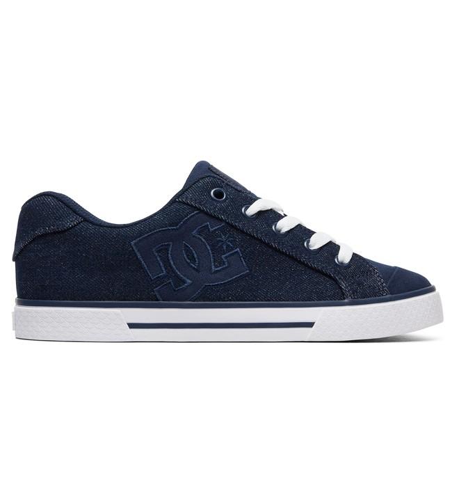 0 Chelsea TX SE - Shoes Blue ADJS300025 DC Shoes