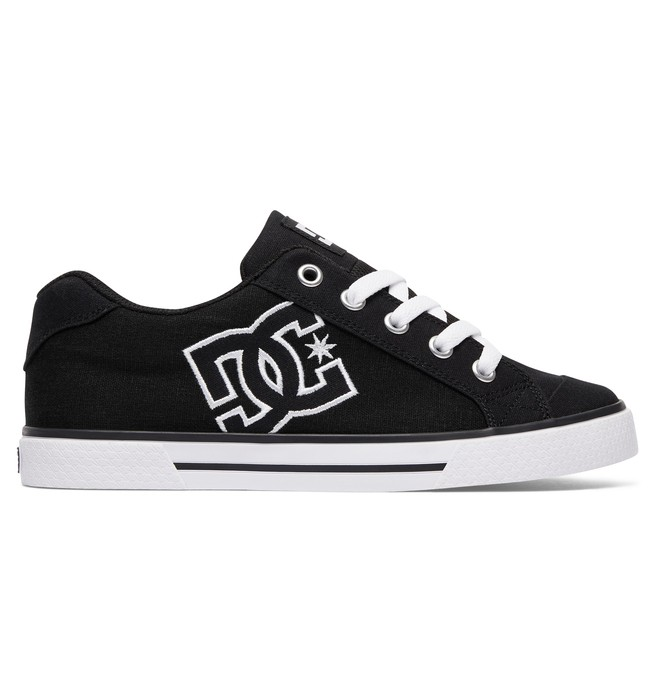 0 Women's Chelsea TX SE Shoes Black ADJS300025 DC Shoes