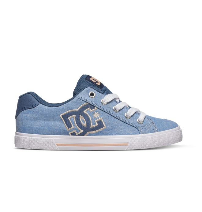 0 Women's Chelsea TX SE Shoes Blue ADJS300025 DC Shoes