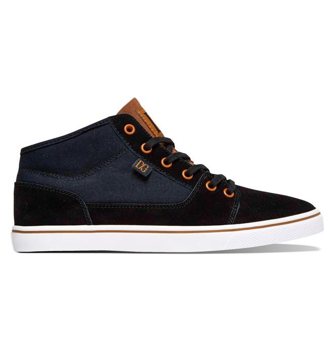 0 Tonik Mid W Shoes Black ADJS300048 DC Shoes