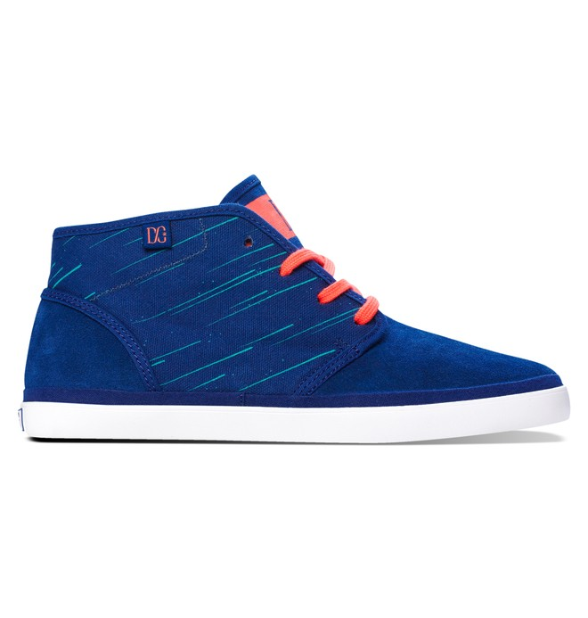 0 Studio Mid LTZ 2 LE Shoes Blue ADJS300053 DC Shoes