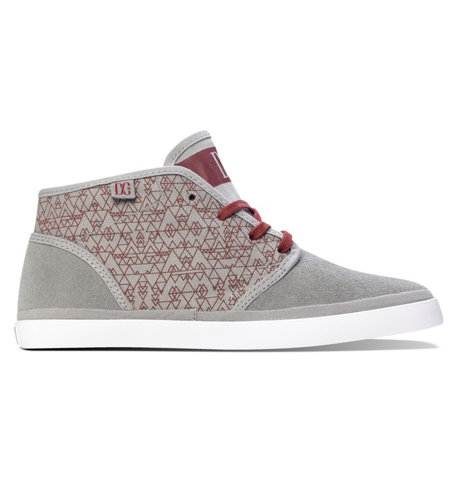 0 Studio Mid LTZ 2 LE Shoes Grey ADJS300053 DC Shoes