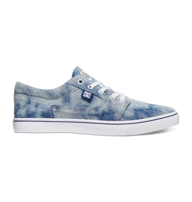0 Tonik W SE - Low-Top Shoes Blue ADJS300075 DC Shoes