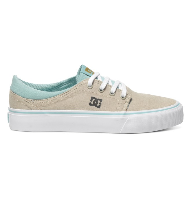 0 Trase TX - Low-Top Shoes Brown ADJS300078 DC Shoes