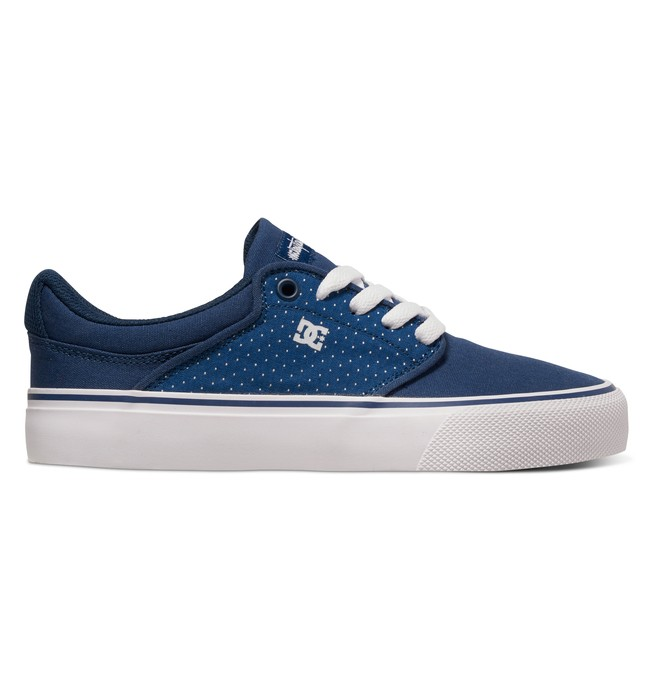 0 Mikey Taylor Vulc TX SE - Shoes Blue ADJS300084 DC Shoes