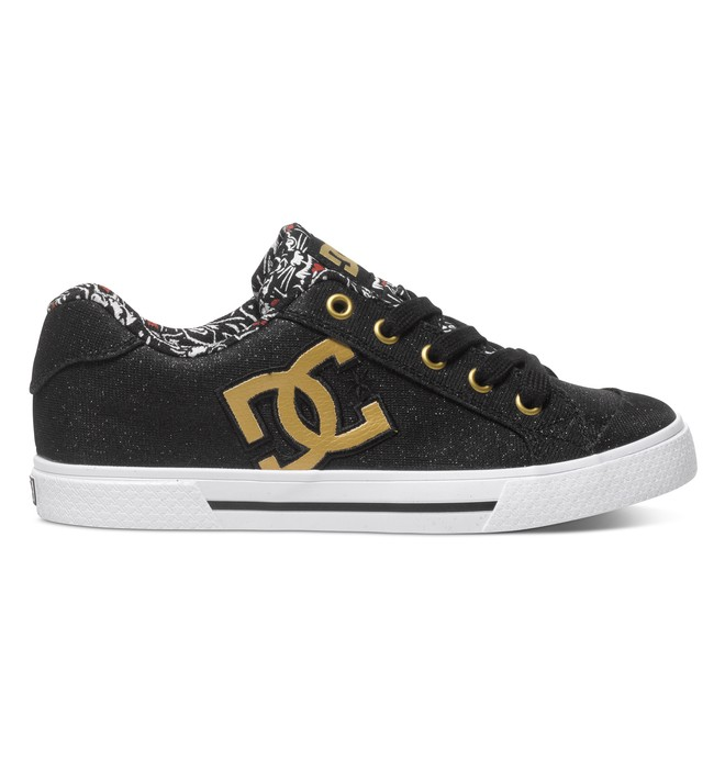 0 Women's Chelsea X Taylor Reeve Shoes  ADJS300132 DC Shoes