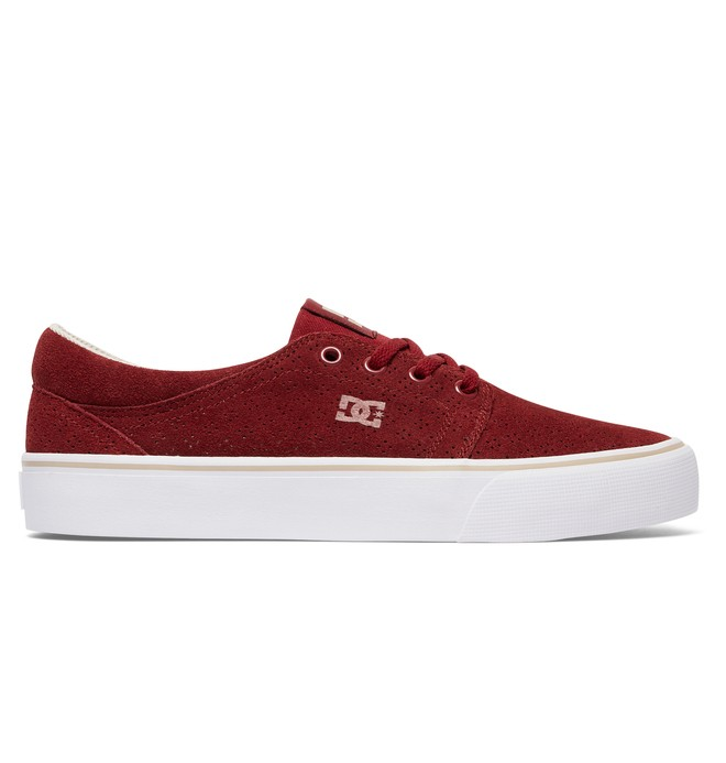 0 Trase SE - Shoes Red ADJS300144 DC Shoes