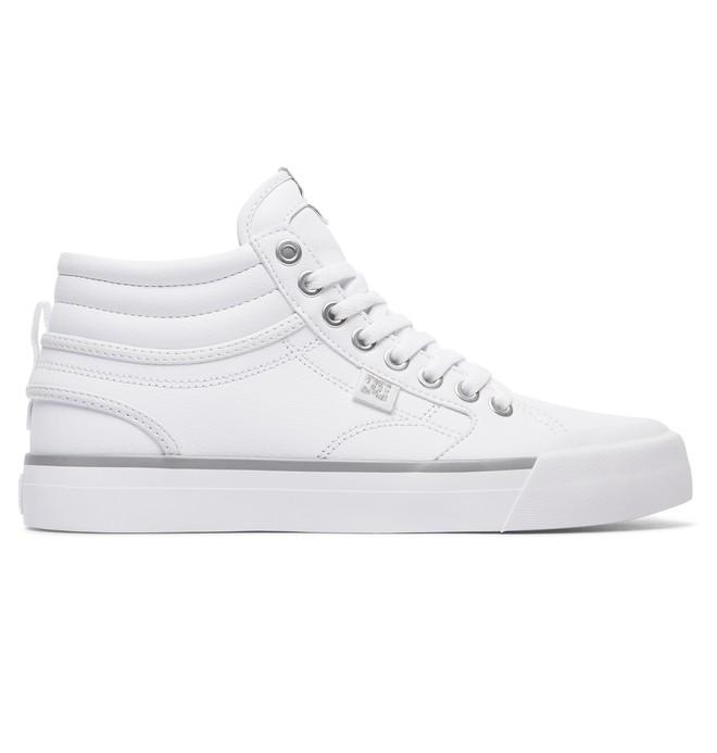 0 Evan Hi - Chaussures montantes Blanc ADJS300147 DC Shoes