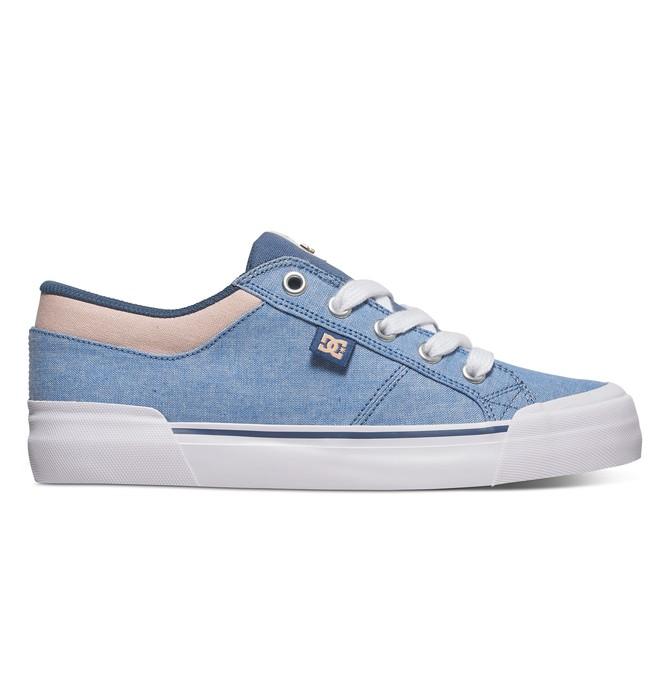 0 Danni TX SE - Shoes Blue ADJS300163 DC Shoes