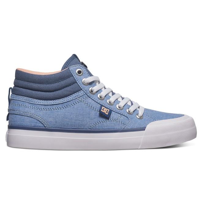 0 Evan Hi TX SE - Zapatillas Altas Verde ADJS300164 DC Shoes