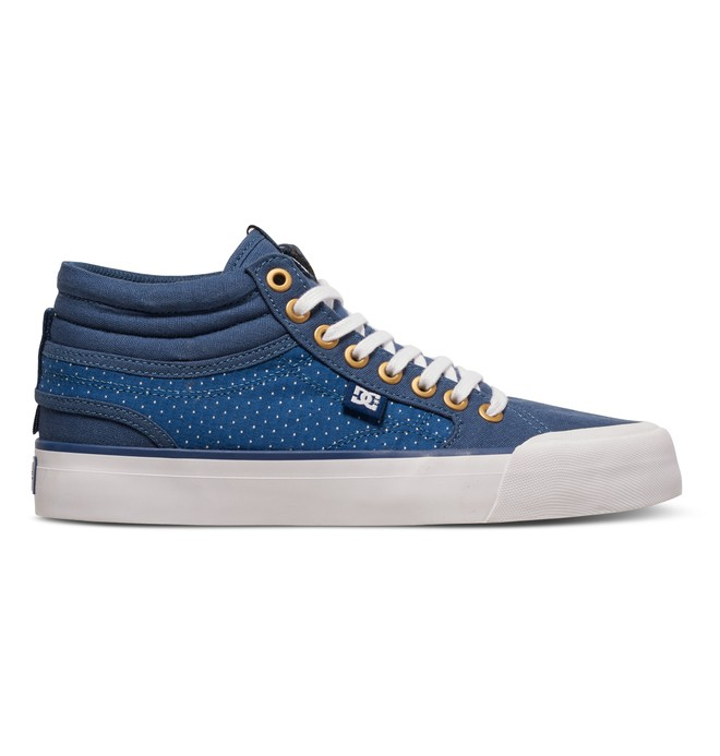 0 Evan Hi TX SE - Zapatillas Altas Azul ADJS300164 DC Shoes