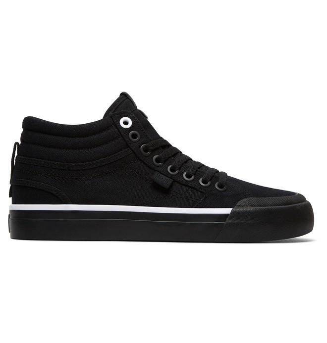 0 Evan Hi TX - Shoes Black ADJS300178 DC Shoes