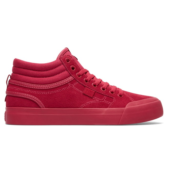 0 Evan HI SE - Zapatillas Altas Rosa ADJS300182 DC Shoes