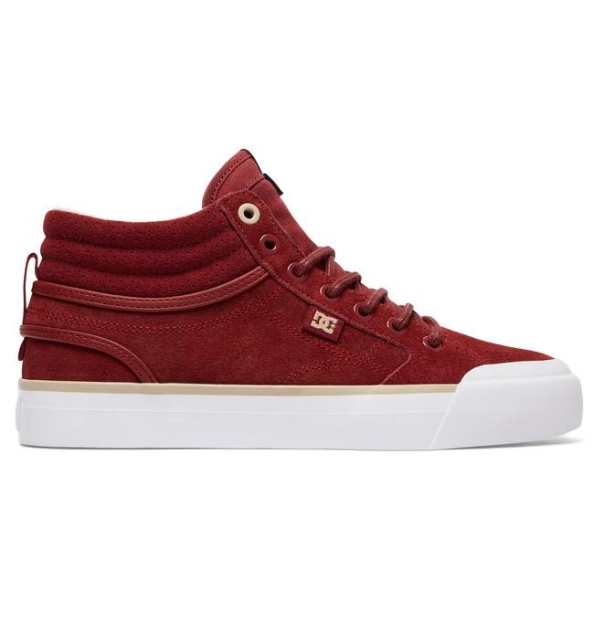 0 Evan HI SE - Zapatillas Altas Rojo ADJS300182 DC Shoes