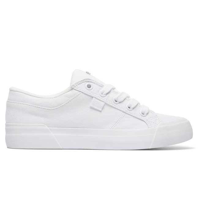 0 Women's Danni TX Shoes White ADJS300186 DC Shoes