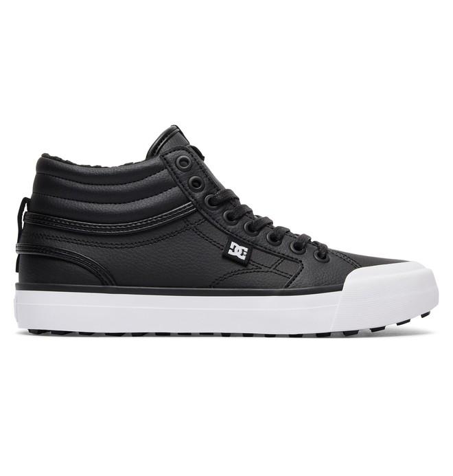 0 Evan HiWNT - Chaussures hautes d'hiver Noir ADJS300188 DC Shoes