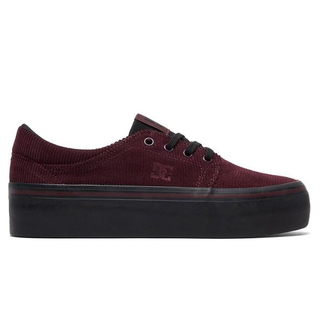 0 Trase Platform TX SE - Baskets Rouge ADJS300196 DC Shoes