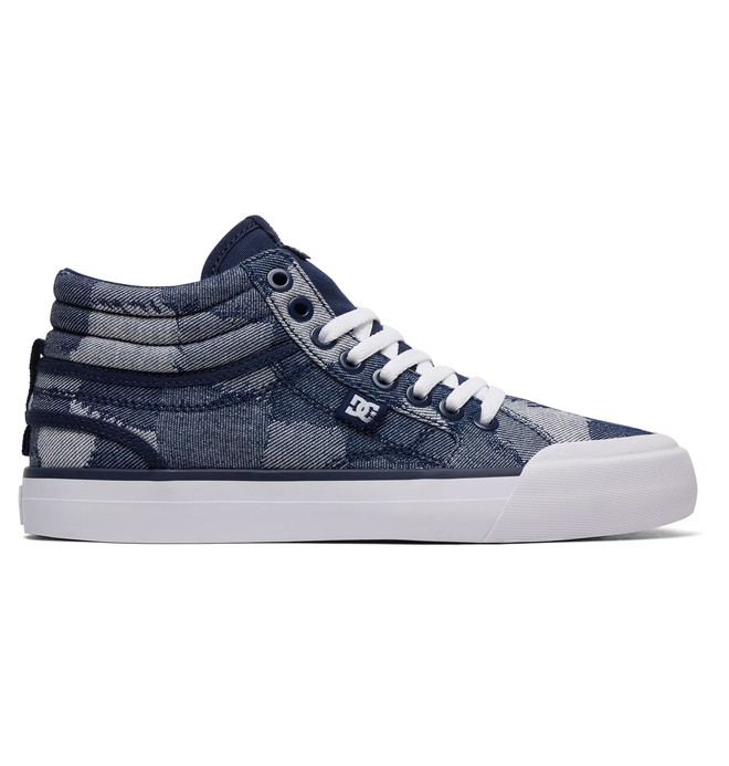 0 Evan Hi TX LE - Zapatillas Altas Azul ADJS300199 DC Shoes