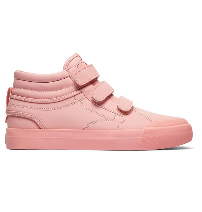 0 Women's Evan Hi V SE High-Top Shoes Orange ADJS300200 DC Shoes