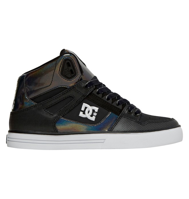 0 Spartan High WC SE Shoes Grey ADJS400009 DC Shoes