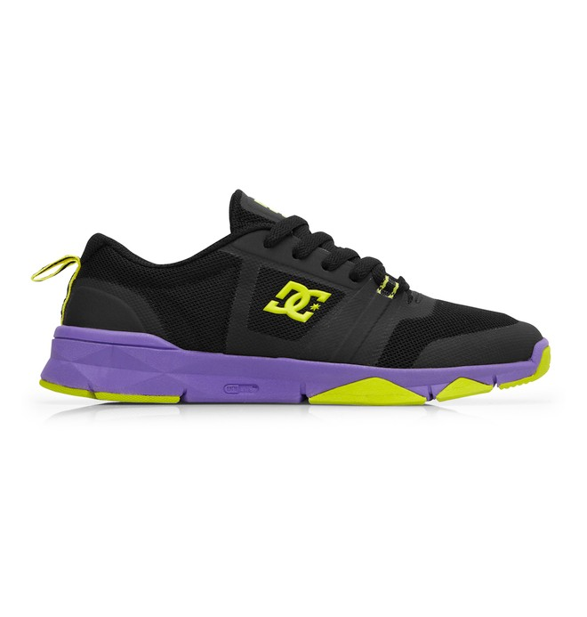 0 Women's Unilite Flex Trainer Shoes Black ADJS700004 DC Shoes