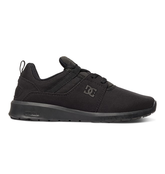 0 Heathrow - Low-Top Shoes Black ADJS700021 DC Shoes