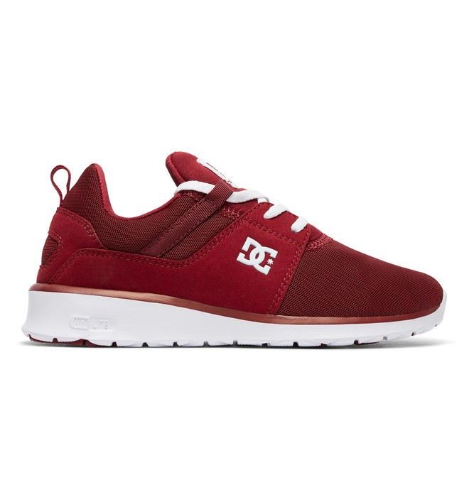 0 Heathrow - Baskets Rouge ADJS700021 DC Shoes