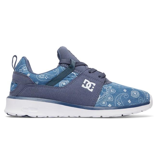 0 Heathrow SE - Chaussures Bleu ADJS700022 DC Shoes