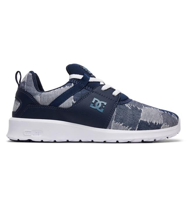 0 Heathrow TX LE - Shoes Blue ADJS700049 DC Shoes