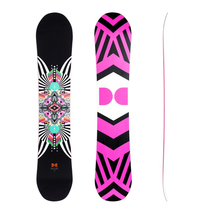 0 Women's W. Ply Snowboard  ADJSB03001 DC Shoes