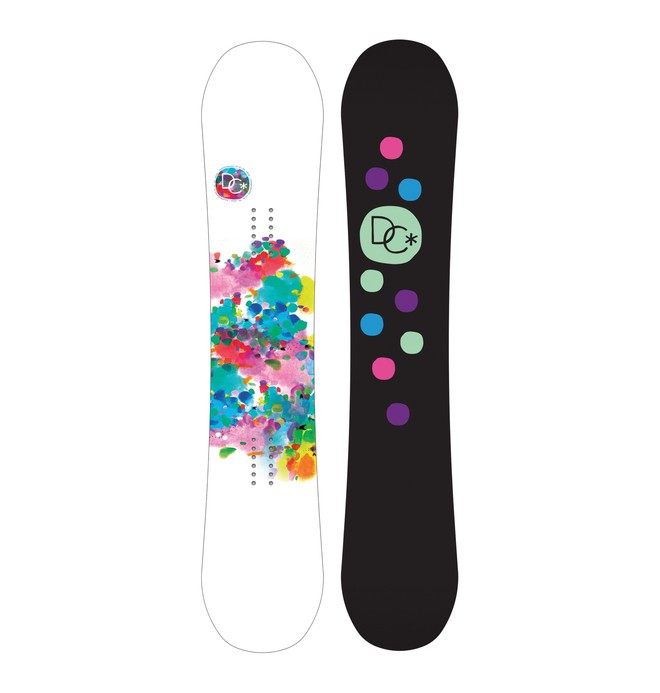 0 Biddy - Snowboard  ADJSB03004 DC Shoes