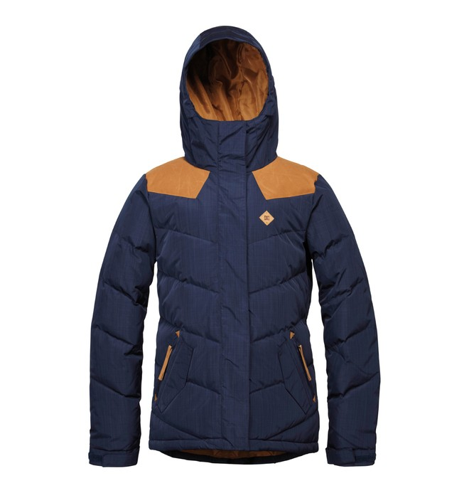 0 Women's Liberty Snowboard Jacket  ADJTJ00001 DC Shoes