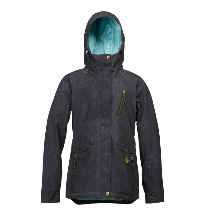 0 Women's Contra Snowboard Jacket  ADJTJ00002 DC Shoes