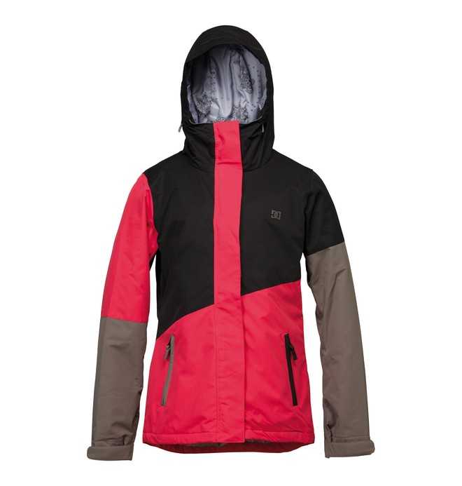 0 Women's Fuse Snowboard Jacket  ADJTJ00008 DC Shoes