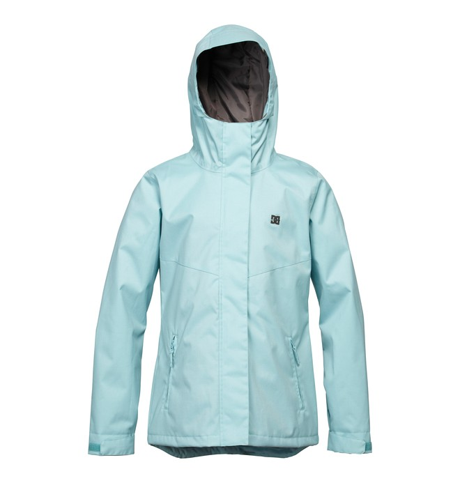 0 Women's Reflect Snowboard Jacket Blue ADJTJ00010 DC Shoes