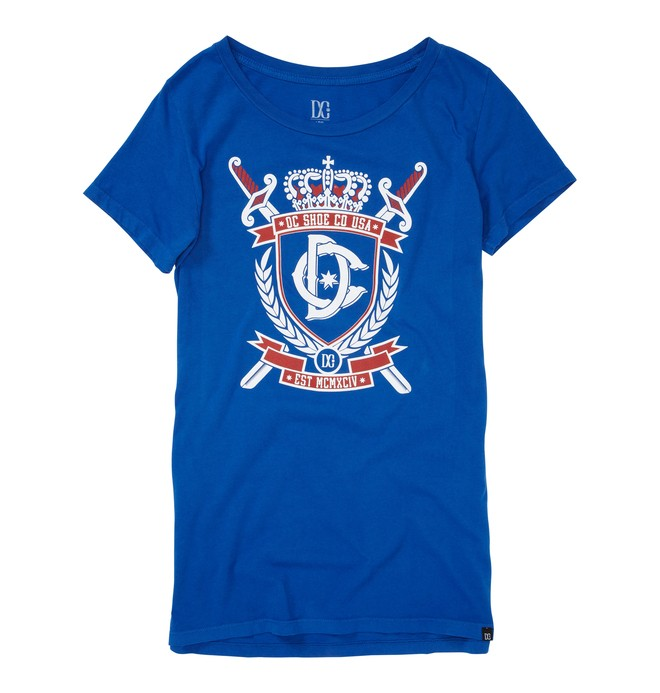 0 Women's Referendum Tee  ADJZT00046 DC Shoes