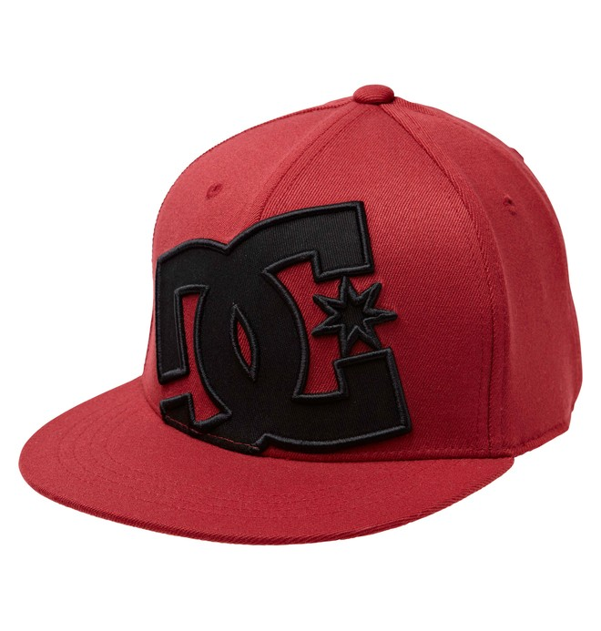 0 Boy's 2-7 Ya Heard 2 Flexfit Hat  ADKHA00000 DC Shoes