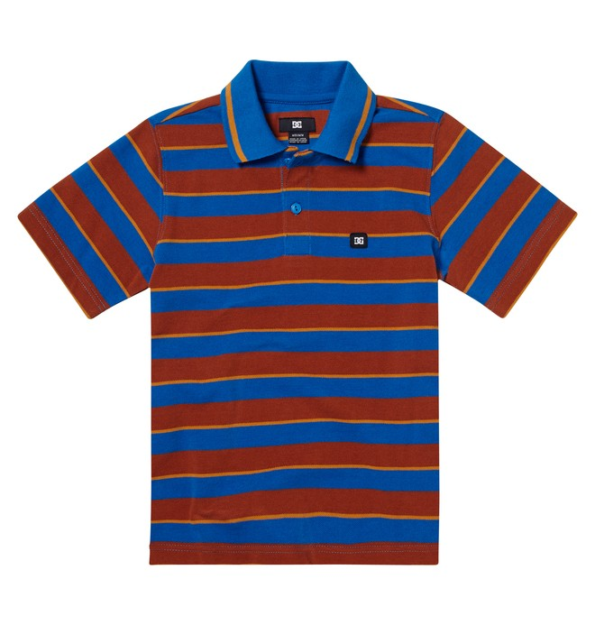 0 Kid's Hilltop Polo  ADKKT00021 DC Shoes