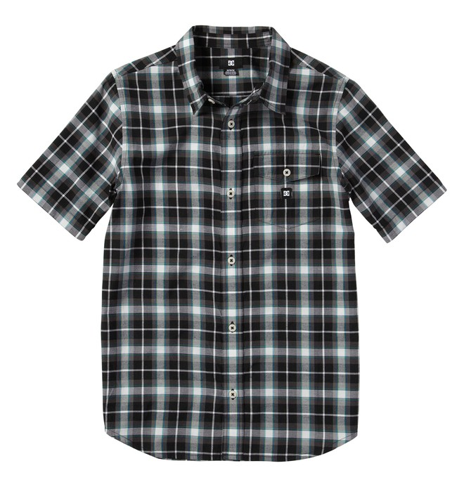 0 Kid's Jocko Short Sleve Shirt  ADKWT00003 DC Shoes