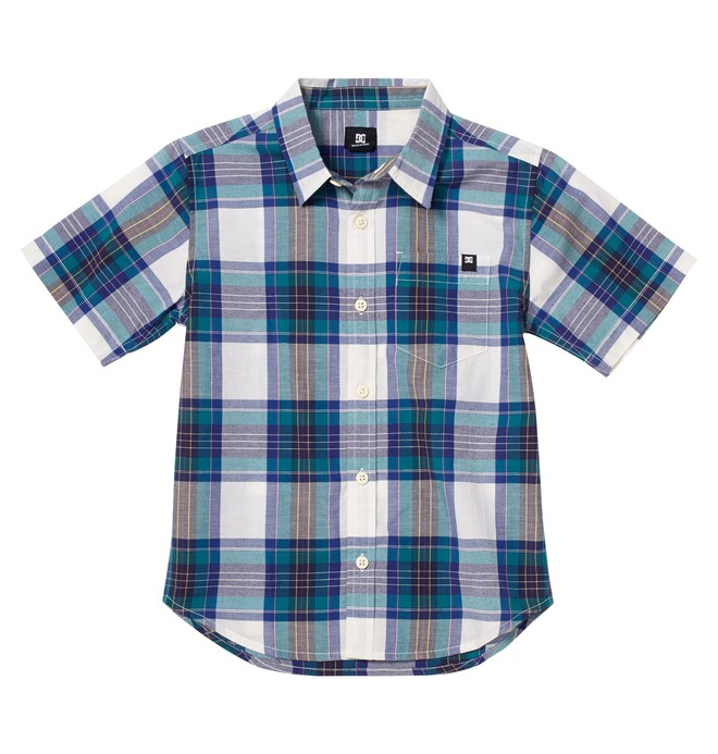 0 Kid's Arcade SS Shirt  ADKWT00009 DC Shoes