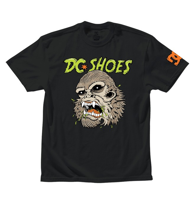 0 Boy's Sammy Tee  ADKZT00048 DC Shoes