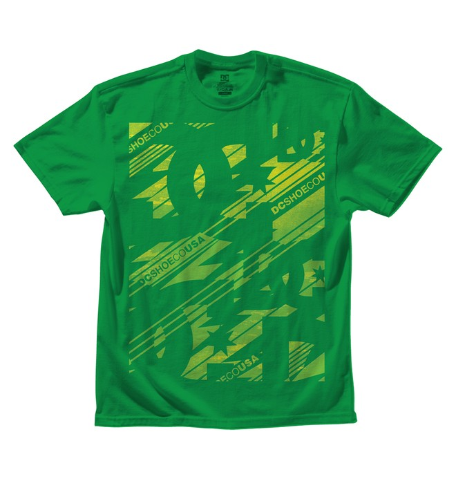 0 Boy's Vroom Tee  ADKZT00052 DC Shoes